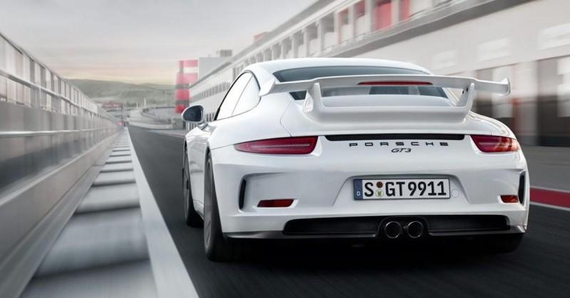 2014 Porsche 911 GT3 Is 9000-RPM Boxer Bliss 13