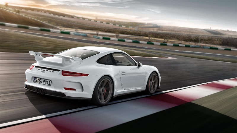 2014 Porsche 911 GT3 Is 9000-RPM Boxer Bliss 15