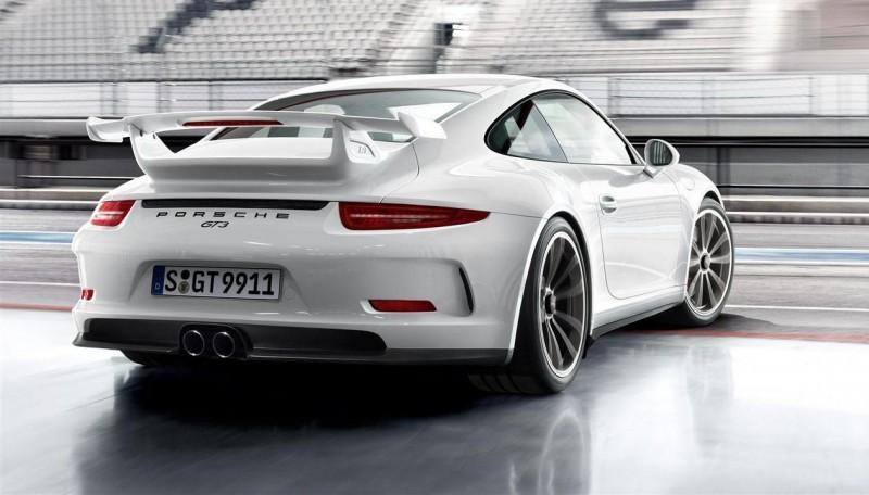 2014 Porsche 911 GT3 Is 9000-RPM Boxer Bliss 19