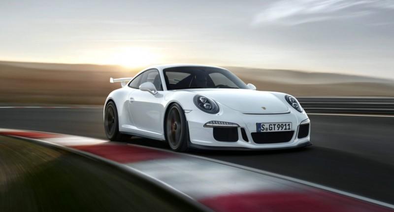 2014 Porsche 911 GT3 Is 9000-RPM Boxer Bliss 2