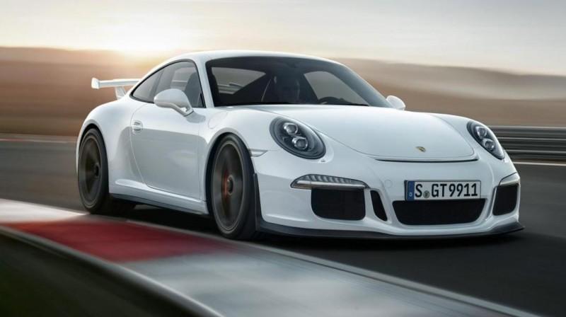 2014 Porsche 911 GT3 Is 9000-RPM Boxer Bliss 30