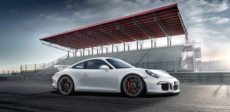 2014 Porsche 911 GT3 Is 9000-RPM Boxer Bliss 4