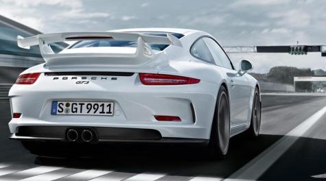 2014 Porsche 911 GT3 Is 9000-RPM Boxer Bliss 7