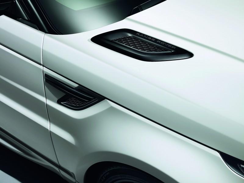 2014 Range Rover Sport Stealth Pack Brings Black 21s or 22-inch Wheels 4
