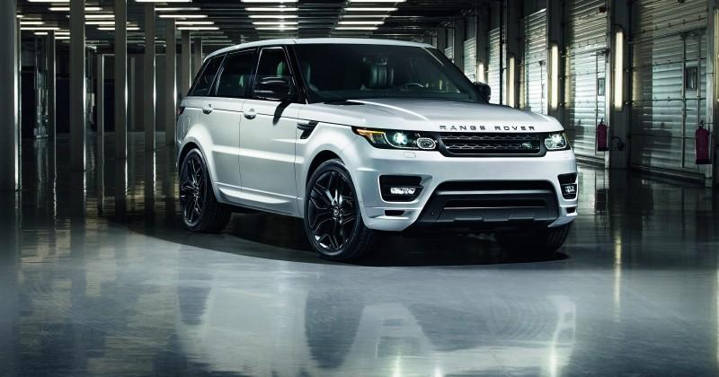 2014 Range Rover Sport Stealth Pack Brings Black 21s or 22-inch Wheels 6