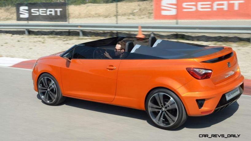 2014 SEAT Ibiza CUPSTER 18