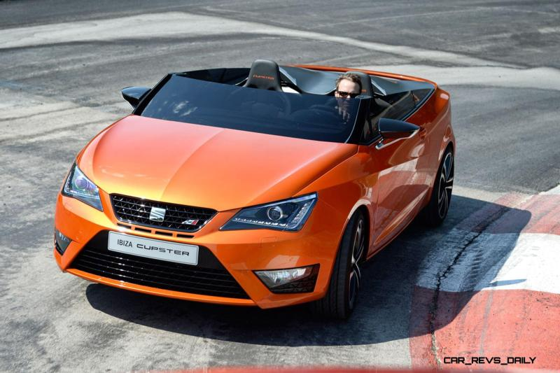 2014 SEAT Ibiza CUPSTER 20