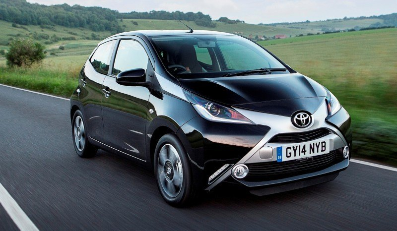 2014 Toyota Aygo Is Furious With You 5