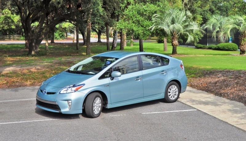 2014 Toyota Prius Plug-in Hybrid 102