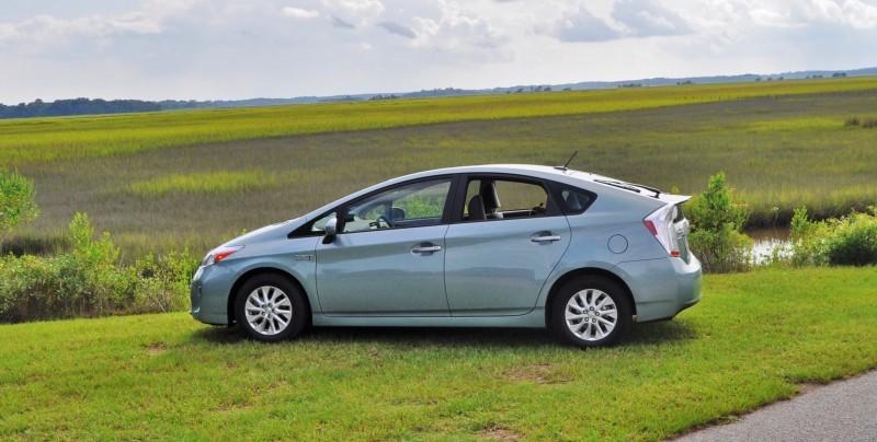 2014 Toyota Prius Plug-in Hybrid 77