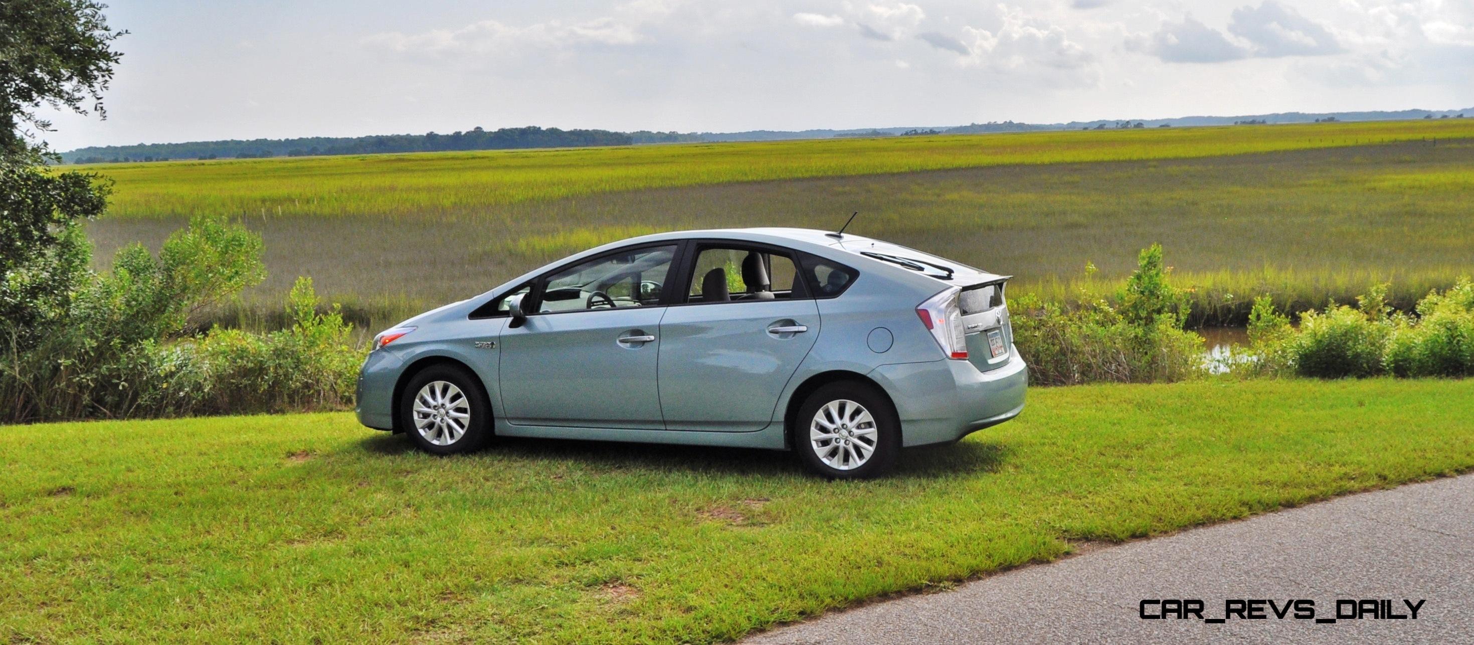 Toyota Prius Heads Up Display