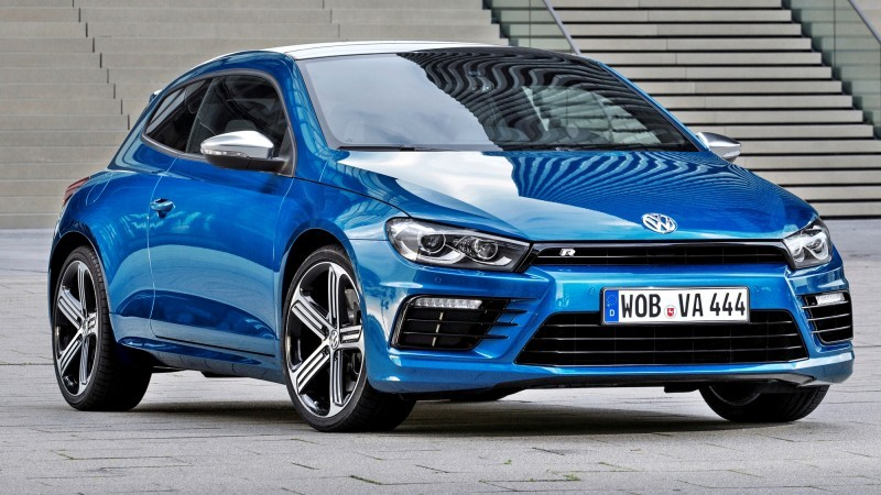 2014 Volkswagen Scirocco R and R-Line - Dynamic Launch Galleries 34