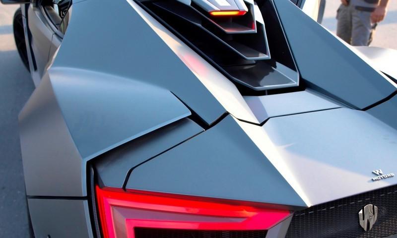 2014 W Motors Lykan Hypersport in 40+ Amazing New Wallpapers, Including MegaLux Interior 19