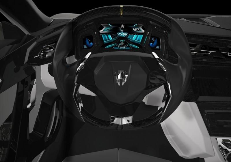 2014 W Motors Lykan Hypersport in 40+ Amazing New Wallpapers, Including MegaLux Interior 2