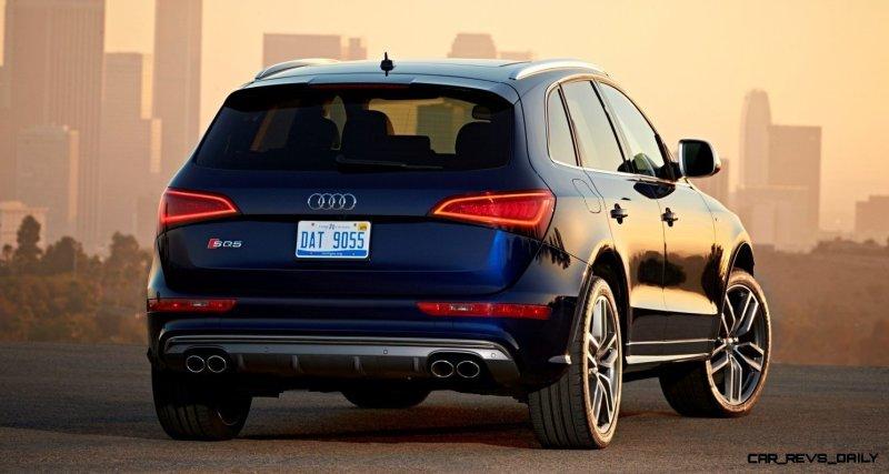 2014 Audi SQ5 Brings 350-plus HP - Buyers Guide Colors - Q-car Appeal 2