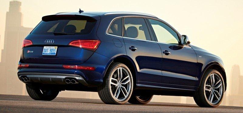 2014 Audi SQ5 Brings 350-plus HP - Buyers Guide Colors - Q-car Appeal 4