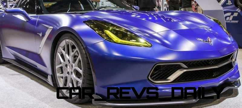 2014 Corvette C7.R and Z06 - Stingray Gran Turismo Concept Offers Best Clues Yet 7