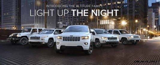 2014 Jeep Grand Cherokee Summit, Overland and Ltd 23