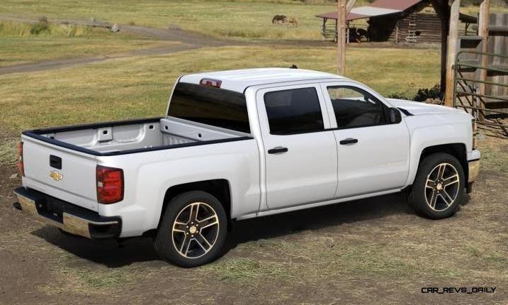 2014 Silverado 1500 LT - 7 Styles of 22-in Wheels11