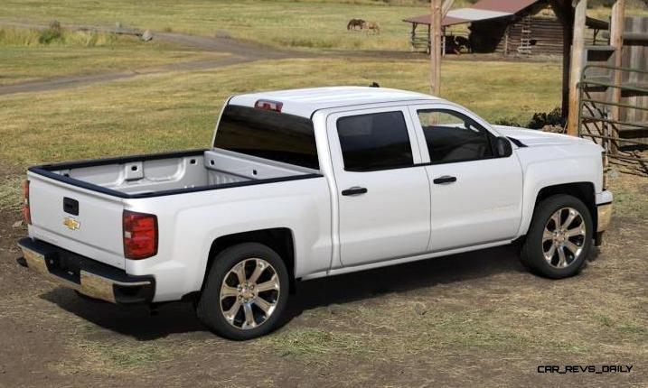 2014 Silverado 1500 LT - 7 Styles of 22-in Wheels17