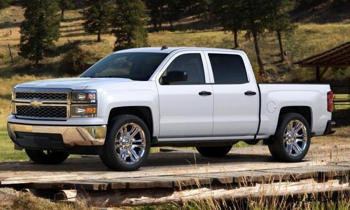 2014 Silverado 1500 LT - 7 Styles of 22-in Wheels9