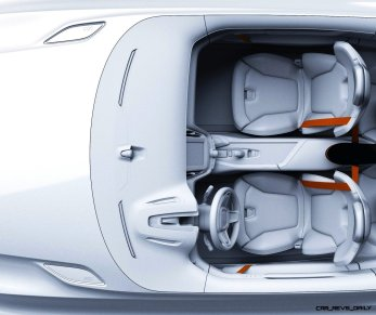 2015 Volvo XC90 Closely Previewed by New XC Coupe Concept for Detroit 13