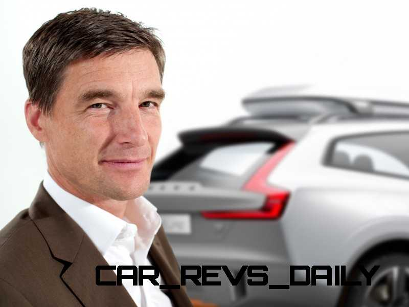 2015 Volvo XC90 Closely Previewed by New XC Coupe Concept for Detroit 33