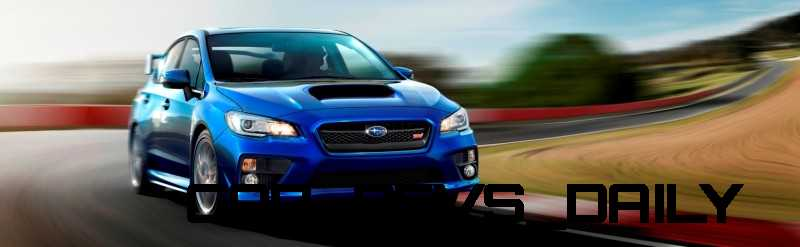 2015 WRX STI - More Playful with Rear Torque 27