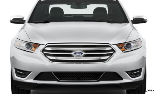 Best of Awards - 2014 Ford Taurus and Taurus SHO - Biggest Trunk and EcoBoost Turbo Innovator 13