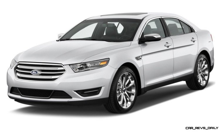 Best of Awards - 2014 Ford Taurus and Taurus SHO - Biggest Trunk and EcoBoost Turbo Innovator 56