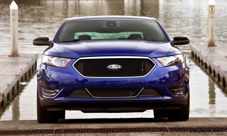 Best of Awards - 2014 Ford Taurus and Taurus SHO - Biggest Trunk and EcoBoost Turbo Innovator 77