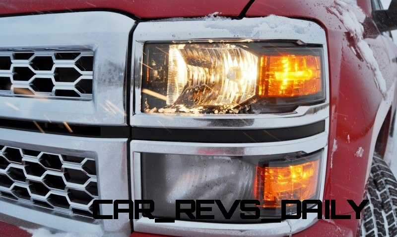 CarRevsDaily - Snowy Test Photos - 2014 Chevrolet Silverado All-Star Edition 20