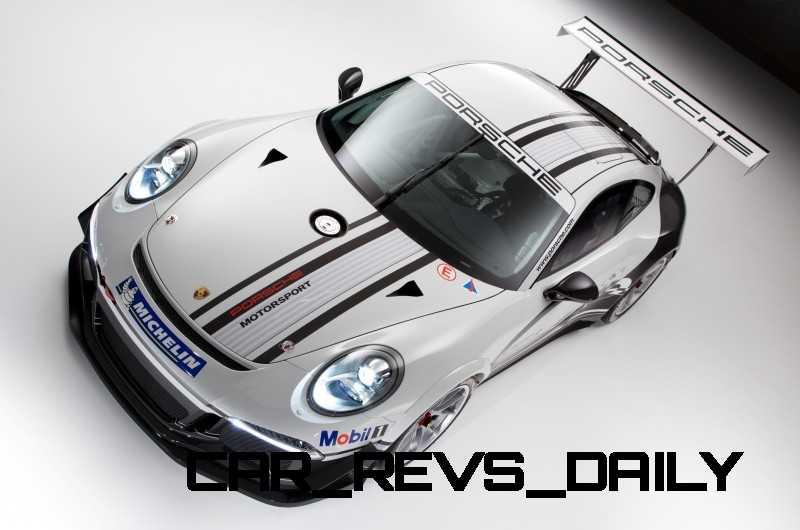 CarRevsDaily.com - 2014 Porsche 911 GT3 Cup (Type 991) 4