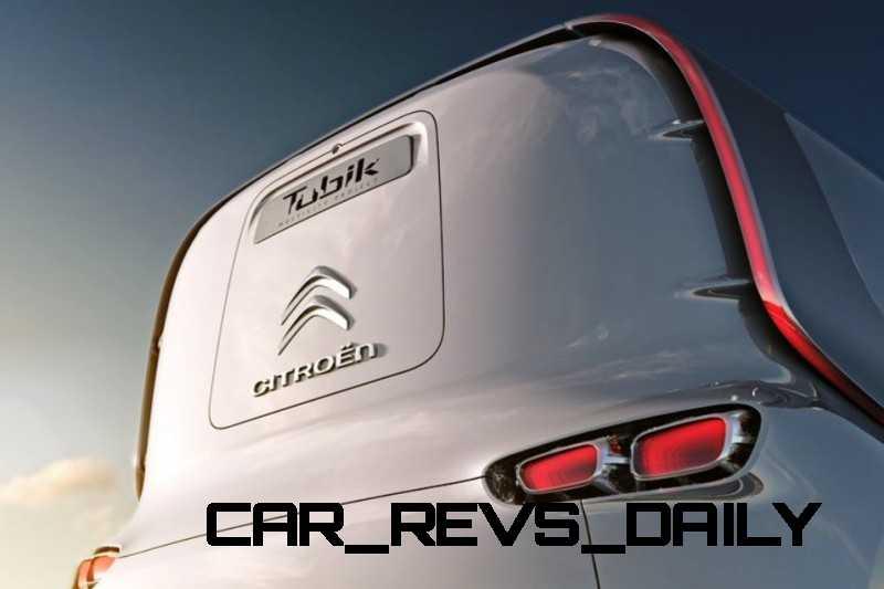 CarRevsDaily.com Concept Flashback 2011 Citroen Tubik 12