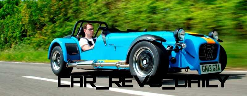 Caterham Coming to America!  620R to be sold by Superformance (Without An Engine...) 10