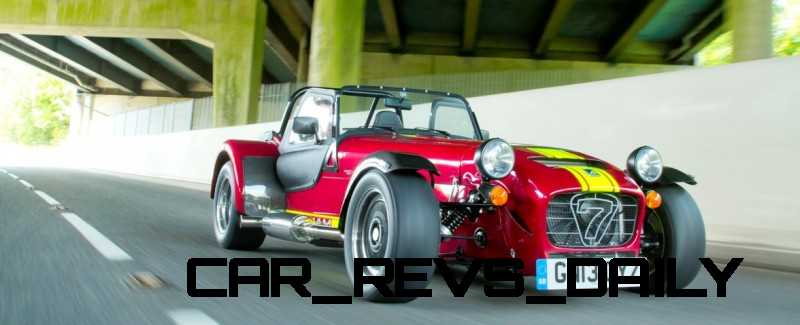 Caterham Coming to America!  620R to be sold by Superformance (Without An Engine...) 21