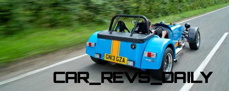 Caterham Coming to America!  620R to be sold by Superformance (Without An Engine...) 22