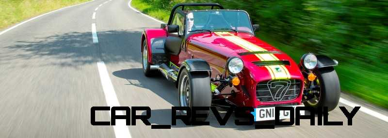 Caterham Coming to America!  620R to be sold by Superformance (Without An Engine...) 27