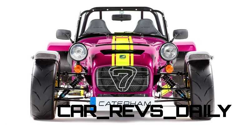 Caterham Coming to America!  620R to be sold by Superformance (Without An Engine...) 37