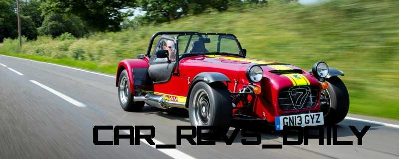 Caterham Coming to America!  620R to be sold by Superformance (Without An Engine...) 6