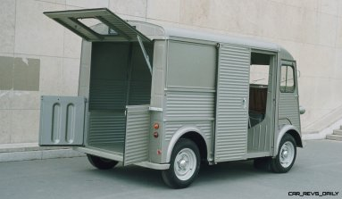 Concept Flashback - 2011 Citroen Tubik Brings Delightful Shapes of 1930's Tub Vans 11