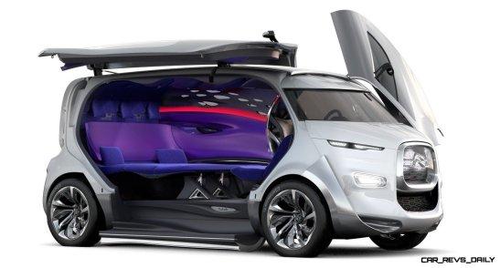 Concept Flashback - 2011 Citroen Tubik Brings Delightful Shapes of 1930's Tub Vans 6