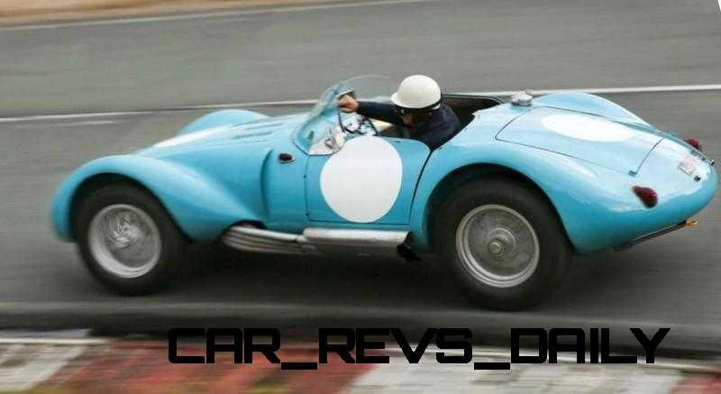 HD Video - 1953 Gordini 24S Blasts Around Its Favorite Tracks Before RM Auctions Paris Sale 23