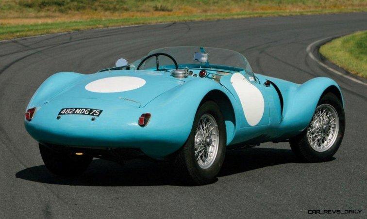 HD Video - 1953 Gordini 24S Blasts Around Its Favorite Tracks Before RM Auctions Paris Sale 3