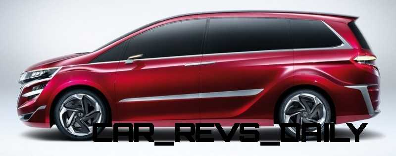 Honda Jade and Concept M from Shanghai 2013 Likely No-Shows in Detroit  5