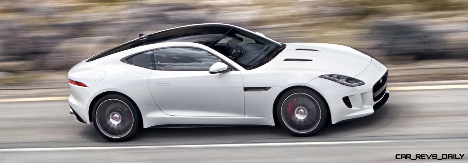 Jaguar Makes a WINNER! 2015 F-type R Coupe Debut13