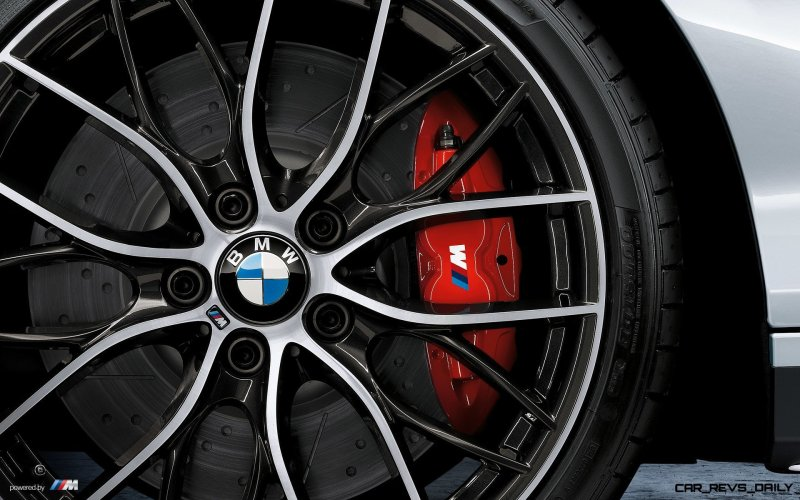 M Performance Catalog Offers Hundreds of Ways to Up the Drama and Road Presence of 335i, 535i, M3 and even the X5 and X6 46