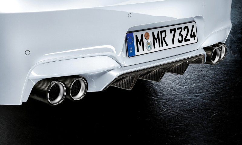 M Performance Catalog Offers Hundreds of Ways to Up the Drama and Road Presence of 335i, 535i, M3 and even the X5 and X6 80