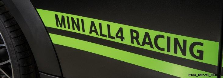 MINI Poised for Dakar Three-Peat with All4 Countryman Squad 16