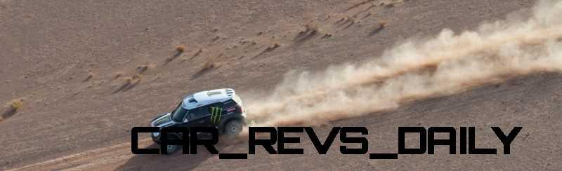 MINI Poised for Dakar Three-Peat with All4 Countryman Squad 24
